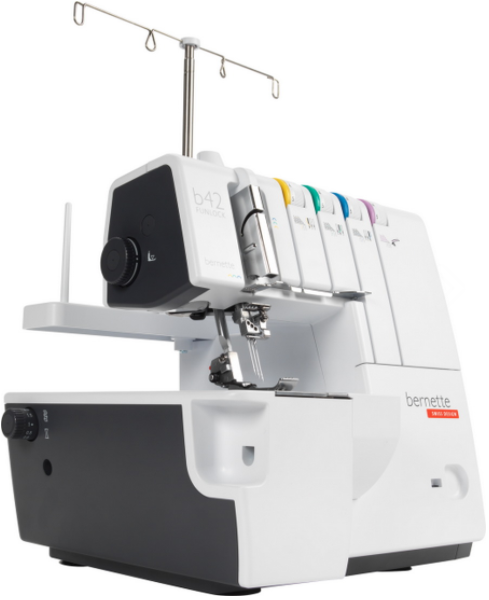 bernette funlock 42 coverstitch machine