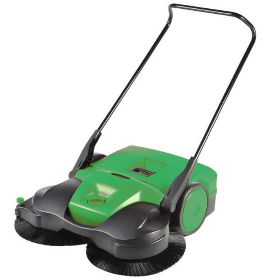 bissell bg 497 push power sweeper