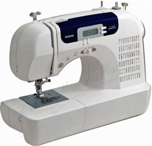 brother cs6000i 60 stitch computerized free arm sewing machine