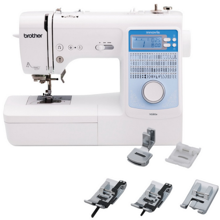 brother innovis ns80e sewing machine