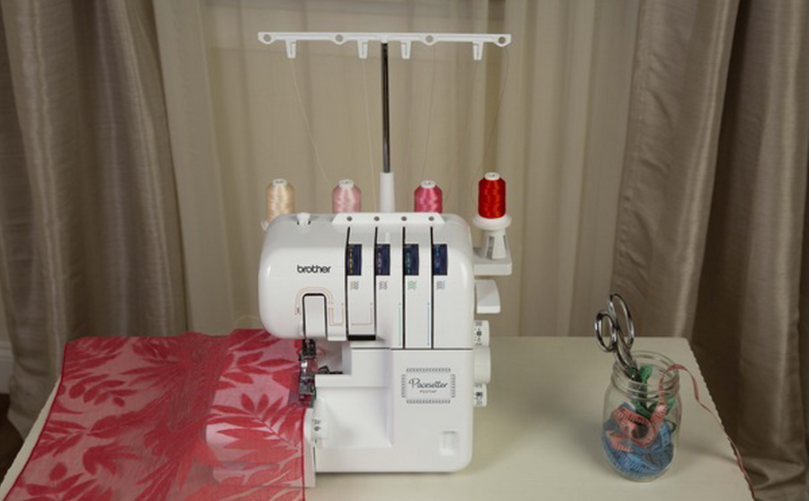 brother pacesetter ps3734t serger machine