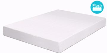 espuma 6 high density memory foam mattress