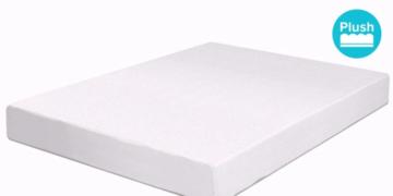 espuma 8 high density memory foam mattress