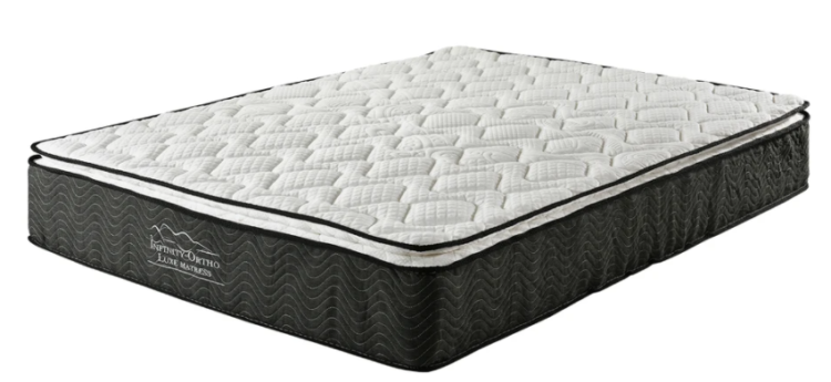 infinity ii 12 green foam certified pillow top mattress