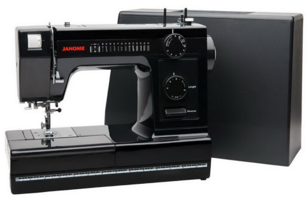 janome hd1000 black edition sewing machine