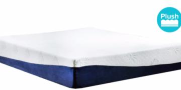nimbus 13 memory foam and cooling gel mattress