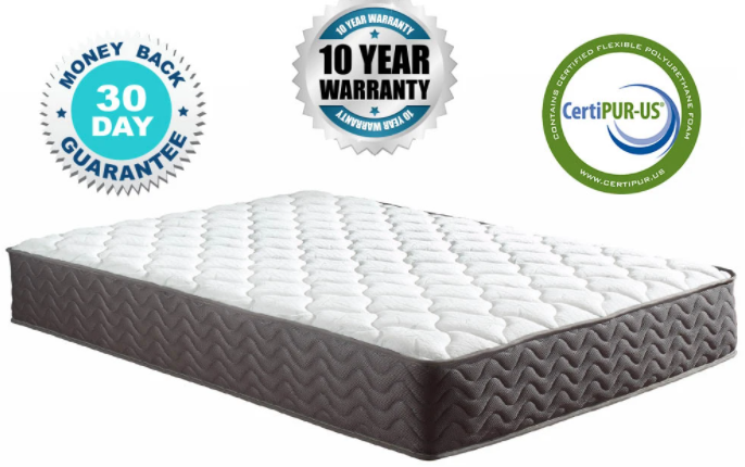 spring 12 breathable pocketed coil spring mattress