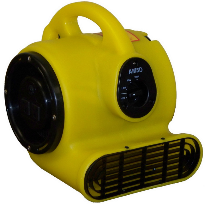 bissell am5d floor dryer and air mover