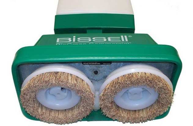 bissell bgfs5000 dual brush and polisher floor machine
