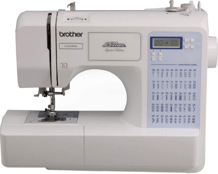 brother cs5055prw sewing machine project runway