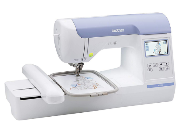 brother pe800 5x7 embroidery machine