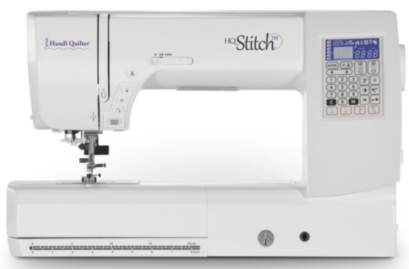 handi quilter stitch 710 sewing and quilting machine