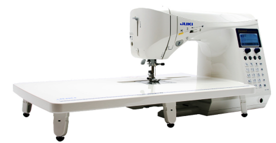 juki hzl f600 exceed series full sized computer sewing and quilting machine