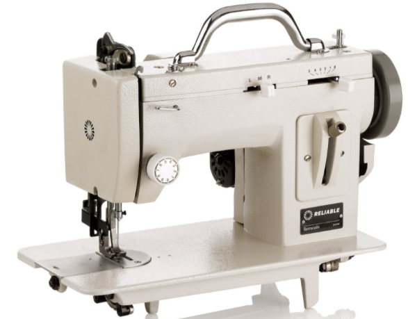 reliable barracuda 200zw portable walking foot & zig-zag sewing machine