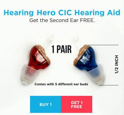 Hero Hearing Aids Discount