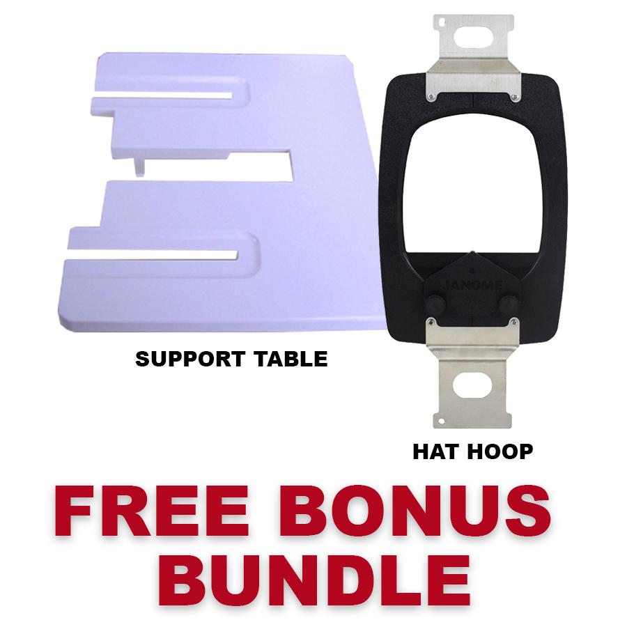 Janome MB 7 With Free Bonus Bundle