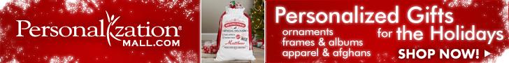 Personalization Mall Christmas Gifts