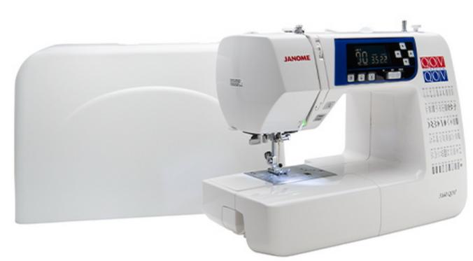 janome 3160qov sewing machine