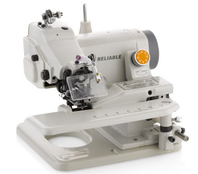 reliable maestro 600sb blindstitch portable sewing machine