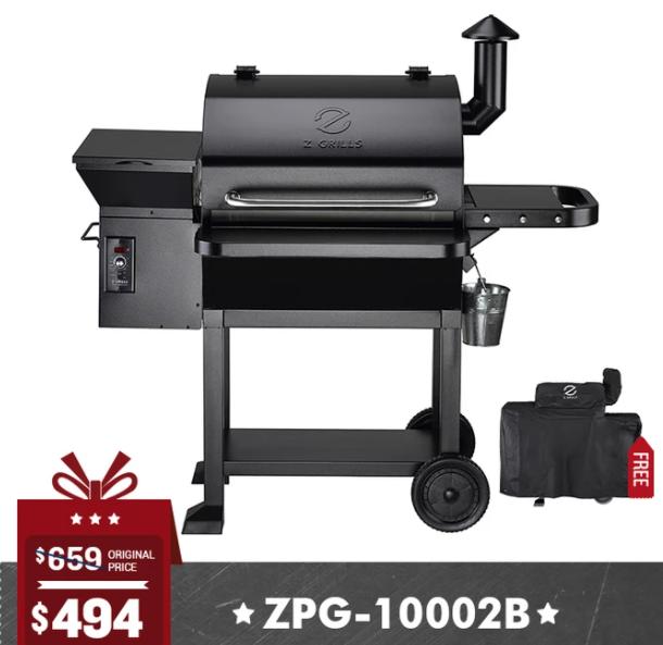 z grills 10002b 8 in 1 wood pellet grill