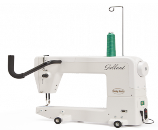 baby lock gallant longarm quilting machine