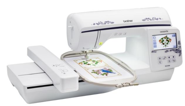 brother innovis nq1600e embroidery machine