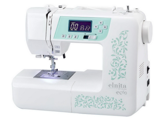 elna elnita ec60 computerized sewing machine