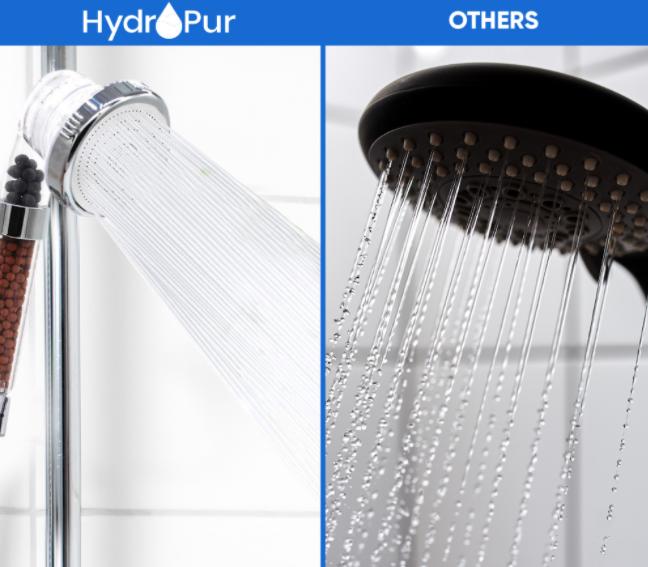 hydropur shower head discount
