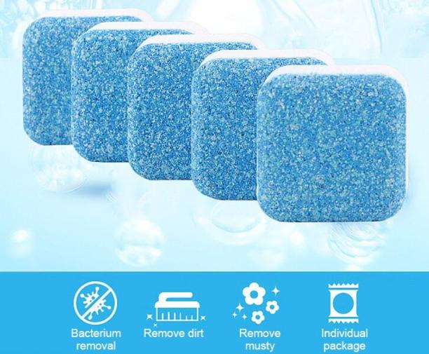instantly fresh washing machine tablets