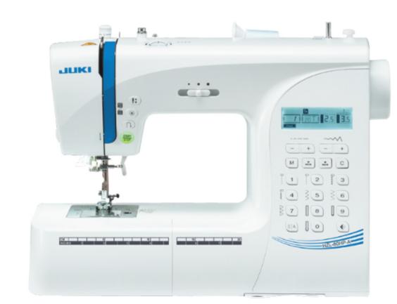 juki hzl 80hp computerized sewing machine