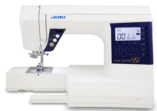 juki hzl g220 sewing machine