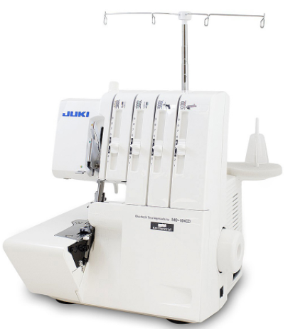juki mo-104d 2/3/4 thread overlock serger