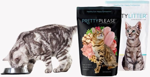 pretty litter cat litter cost