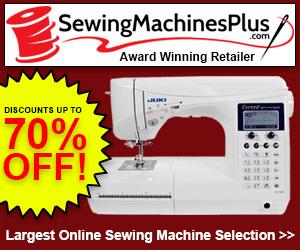 sewing machines plus sewing machines
