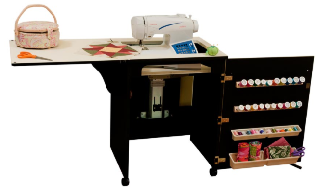 arrow 98503 sewnatra compact sewing cabinet