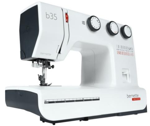 bernette b35 sewing machine sale
