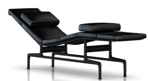eames chaise lounge chair herman miller