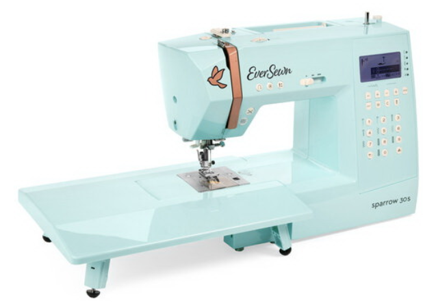 eversewn sparrow 30s sewing machine