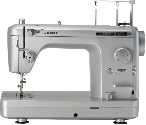 juki tl 2020pe platinum sewing machine