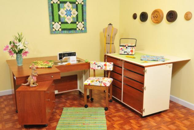 kangaroo joey sewing cabinets teak