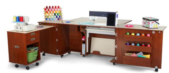 kangaroo kabinets aussie sewing cabinet teak