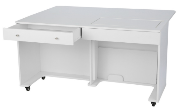 kangaroo kabinets ii sewing cabinet white