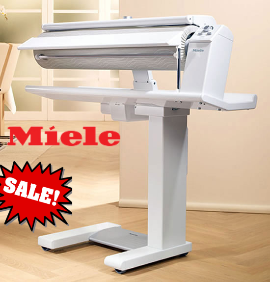 miele b990e rotary ironing board