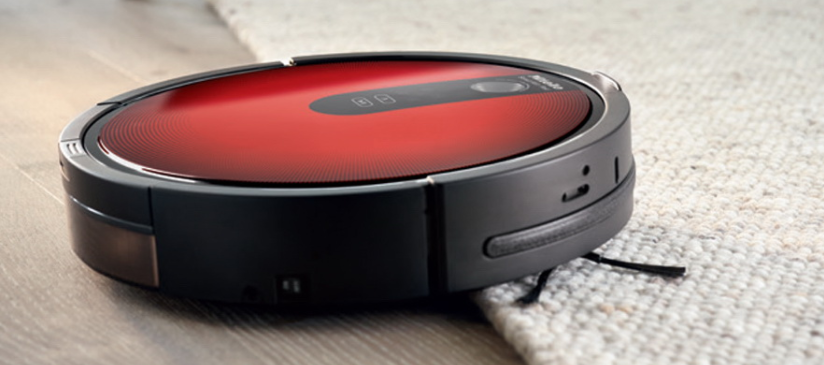 miele scout rx1 red robot vacuum cleaner