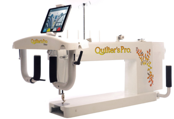 quilters pro deluxe long arm quilting machine