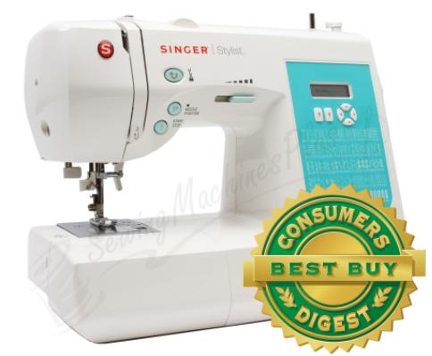singer 7258 cl stylist sewing machine