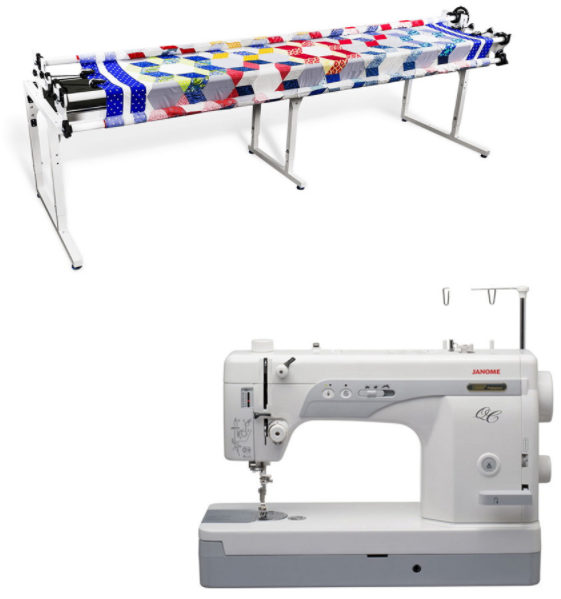 janome 1600p qc high speed sewing and quilting machine