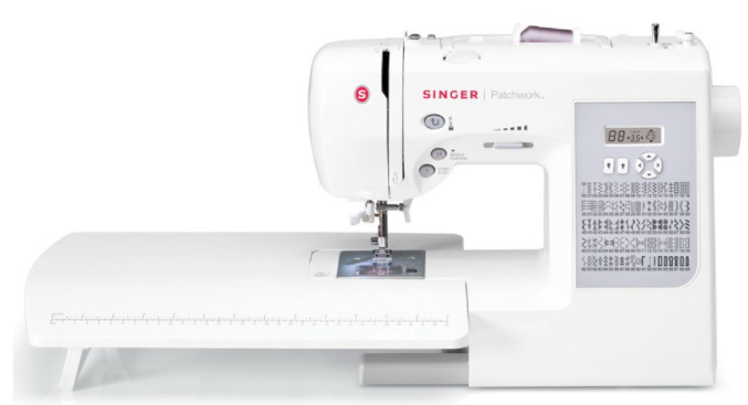 singer 7285q patchwork sewing machine