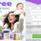 free samples for mom and baby