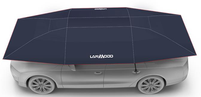lanmodo pro four season automatic car tent